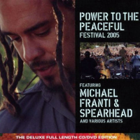 "Michael Franti & Spearhead ""911 Power to the Peaceful"" DVD"