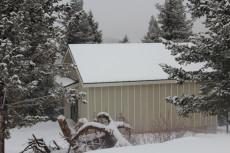 Studio update snow