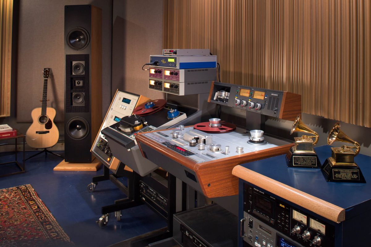 Boulder Studio Tape