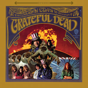 The Grateful Dead 50th Anniversary Edition