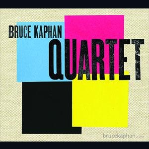 Bruce Kaphan quartet
