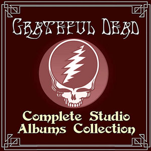 Grateful Dead, Complete Studio Albums Collection