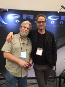 Dave Glasser and Eben Grace