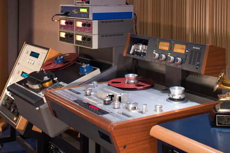 Ampex and Studer